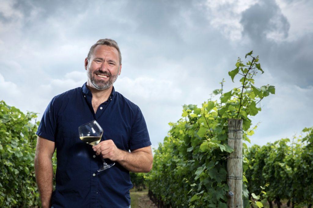 Levi de Loryn, , winemaker and frontline food worker.