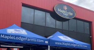 Maple Lodge Farms vaccination clinic