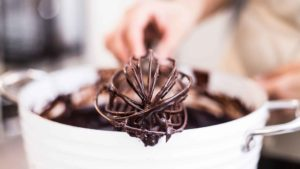 How to make a living with a whisker and a bowl of dark chocolate